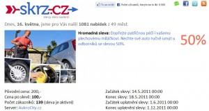 AukroCity.cz - ruční mytí auta