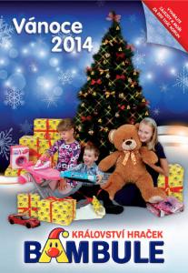 Vánoční katalog Bambule 2014